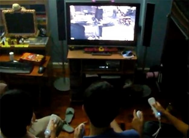 Unreal Tournament 3 deathmatches: now with 4-player Wiimote support