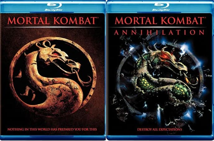 Mortal Kombat and MK: Annihilation Blu-rays include costume for game