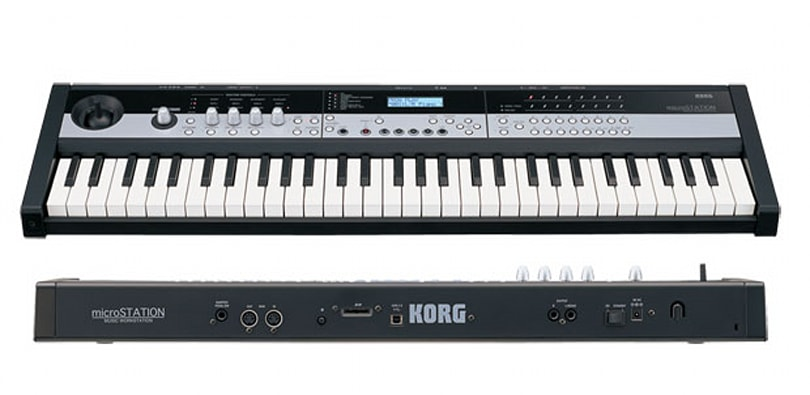 Korg MicroStation shrinks down the synth for first-timers