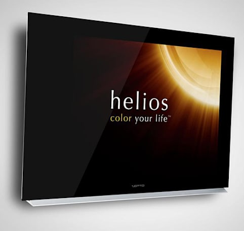 Zepto Helios A32, A40 LCD TVs play nice with Media Center