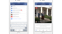 Facebook updates Search to better promote Live Video
