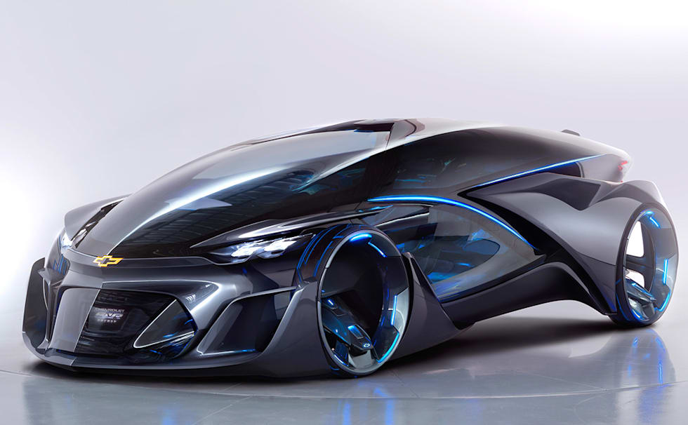 6 of the world's wildest self-driving cars