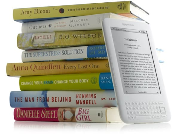 Amazon's Kindle Library Lending service rolls in to Seattle, in full beta regalia