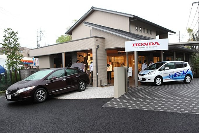 Honda test house features Smart Home System for controlling energy usage