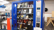 Visualized: industrial vending machines are a modder's best friend