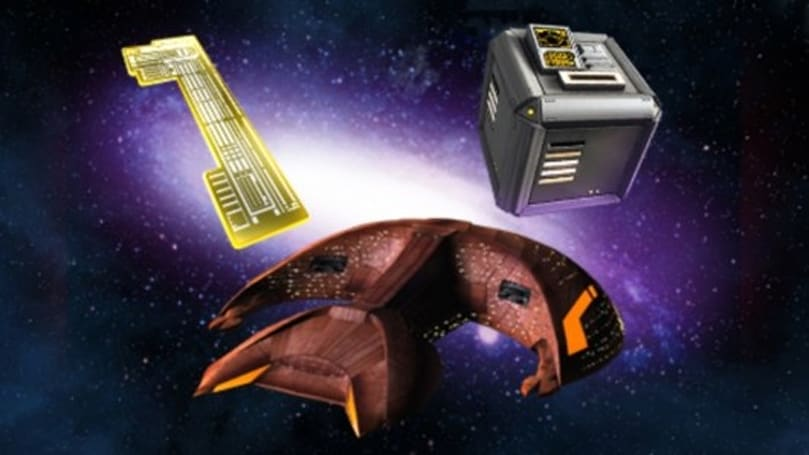 Star Trek Online adds Ferengi lock boxes and in-game store