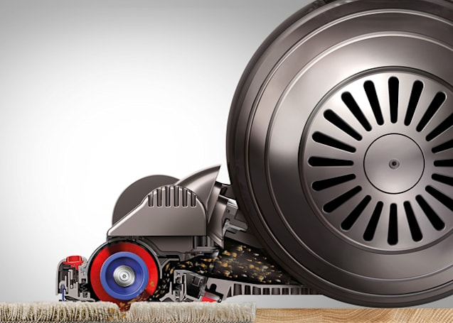 Dyson's new vacuums don't need you to clean the filter
