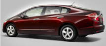 Honda unveils production version of the FCX fuel-cell hybrid, the FCX Clarity
