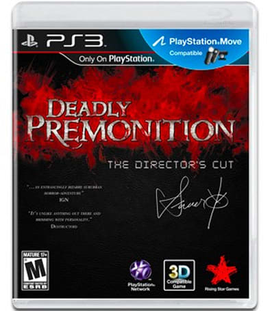 Deadly Premonition: The Director's Cut out April 30