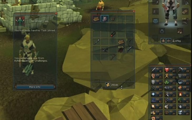 Free for All: RuneScape 3's UI changes would be welcome in any MMO
