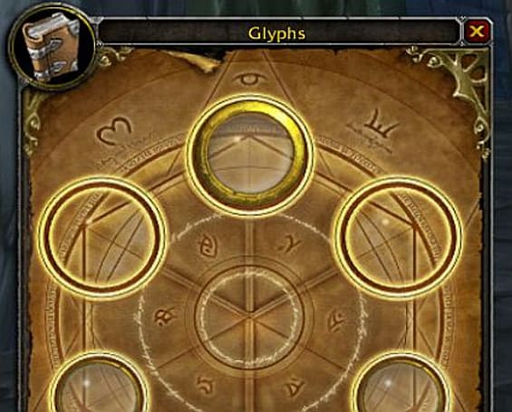 Arcane Brilliance: Grading the glyphs