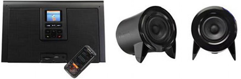 Parrot announces DS3120 Bluetooth stereo, DS1120 Bluetooth speakers