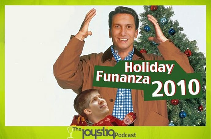 Joystiq Podcast 162 - Holiday Funanza 2010