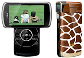 DXG gets vivacious with 1080p Twist and Luxe pocket camcorders