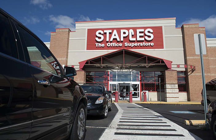 Staples expands its tech shopping empire by acquiring Office Depot