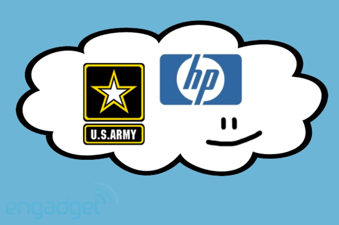 US Army grants HP $249 million contract to deploy private cloud services