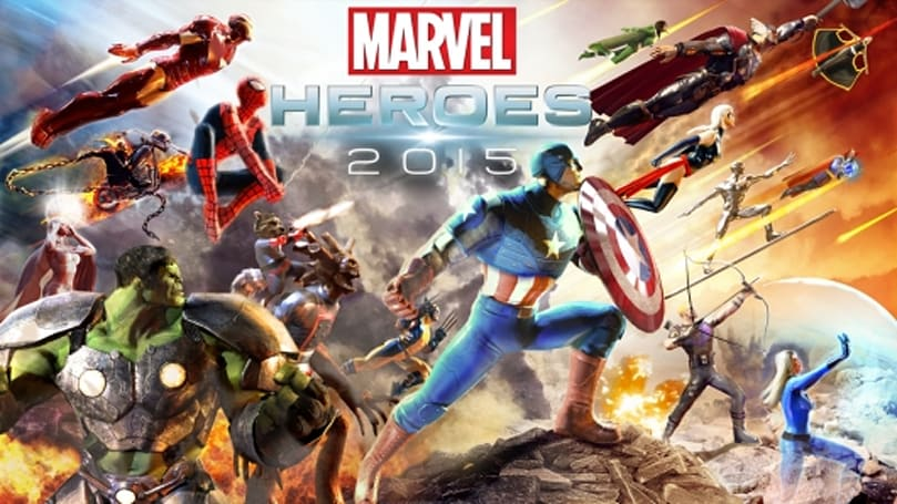 Marvel Heroes celebrates its first anniversary