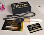 """""""Fifty-One"""" e-cigarette will ensure you have no friends even after you quit smoking"""