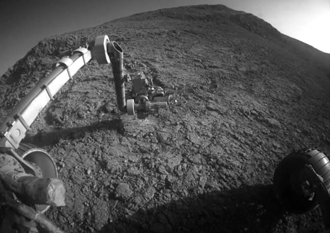 NASA's Opportunity rover celebrates 12th anniversary on Mars