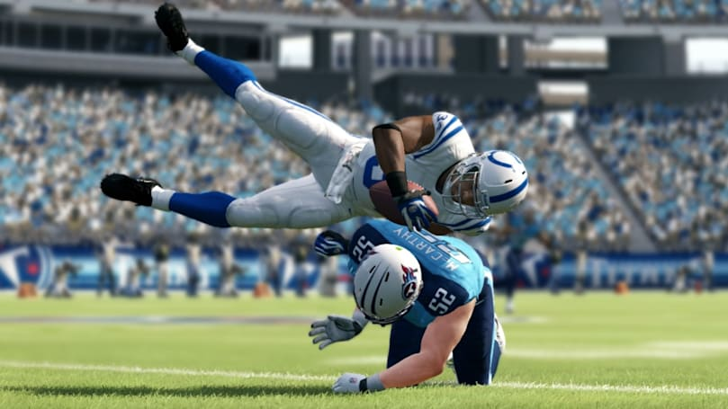 Madden 13's top ten receivers, more running back ratings revealed