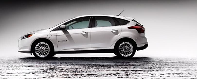 Ford Focus gets EPA rating: 105 MPGe, 76-mile range