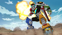 Here's your first look at Netflix's 'Voltron' series