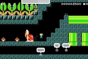 Playdate: Building the Mushroom Kingdom in 'Super Mario Maker'