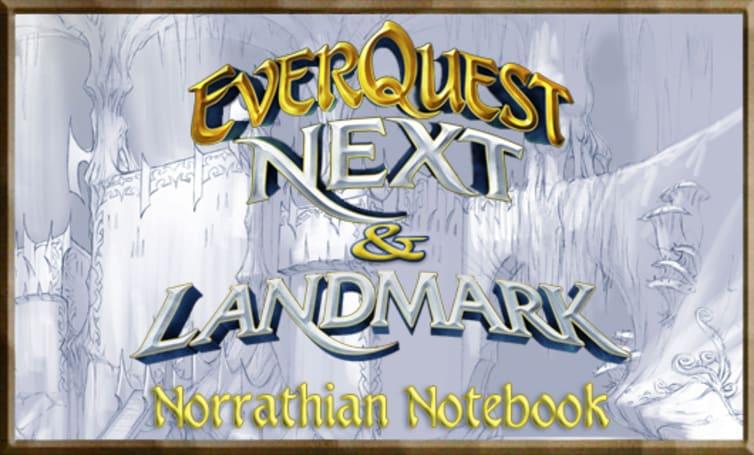 Norrathian Notebook: Building EverQuest Next in Landmark