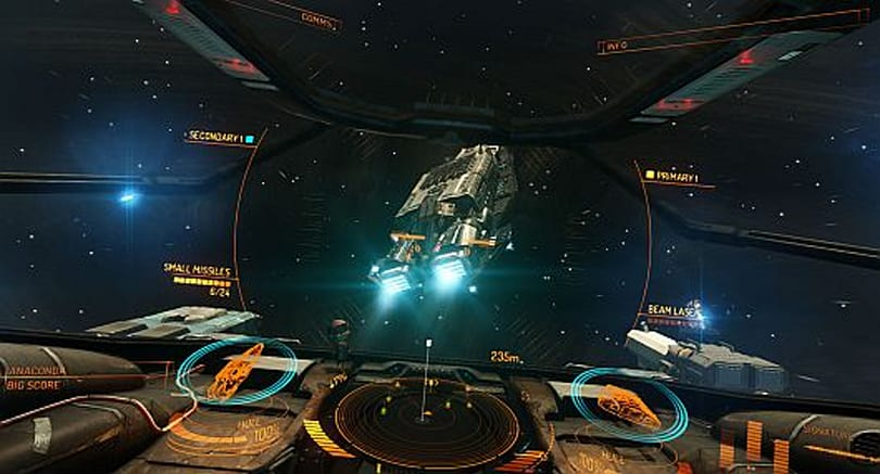 Elite: Dangerous aims to be future-proof