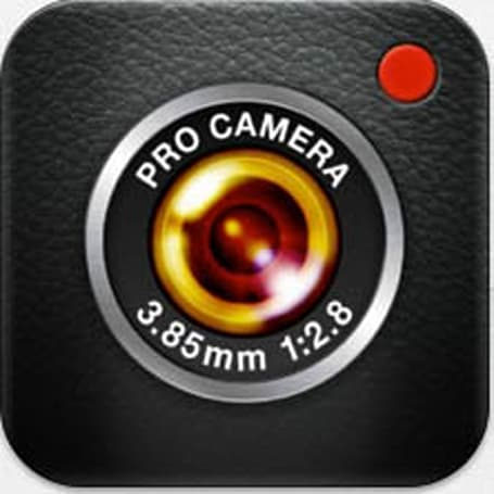 Daily iPhone App: ProCamera is a best of breed photo app for iPhone