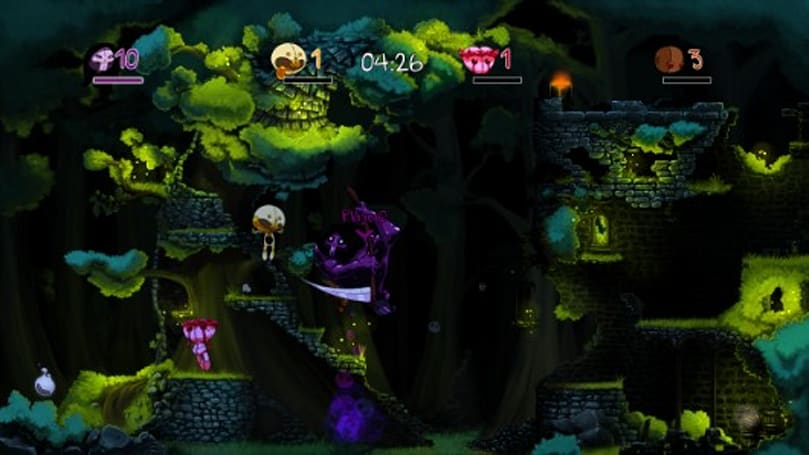 Jamsouls jumps from XBLIG to PC, pick it up and play with friends