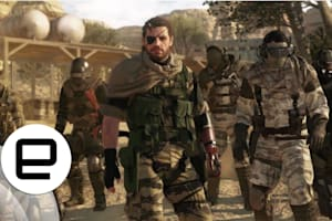 Playdate: Giving Snake's Watch Away in 'Metal Gear Solid Online'
