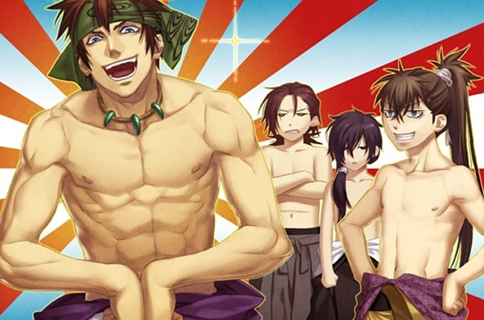 Aksys Games on localizing the hot samurai of Hakuoki