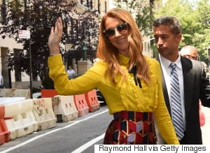 Best Dressed Of The Week: Celine Dion Wears The Perfect Retro-Inspired Look