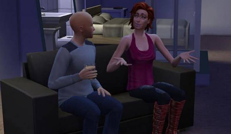 The Sims move in to No. 1 in this week's UK charts