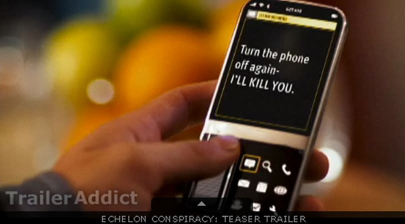 Star of new movie is the cellphone equivalent of a psychotic K.I.T.T.