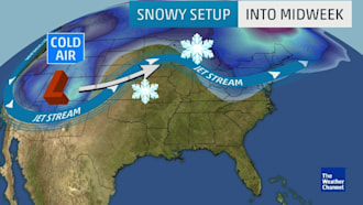 Midweek Snowstorm  Coming Soon