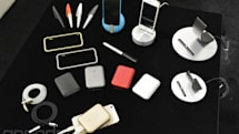 Just Mobile unveils its fine-point capacitive stylus, expands dock and battery lineup