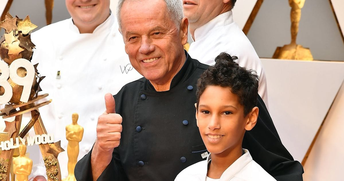 Wolfgang Puck Already Made The Oscars Political With Joke About Donald Trump