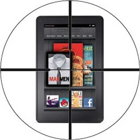 Personal Audio strikes again, has the Kindle Fire in its patent trolling sights