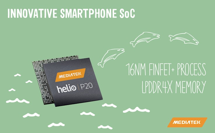 MediaTek's octa-core mobile chip focuses on efficiency