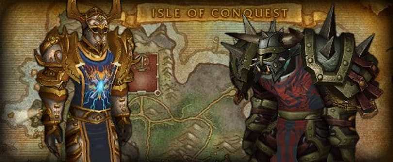 The Art of War(craft): Guide to the Isle of Conquest