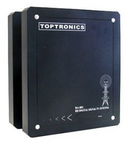 GSSI / Toptronics / Antennas Direct intro DA-001 indoor antenna