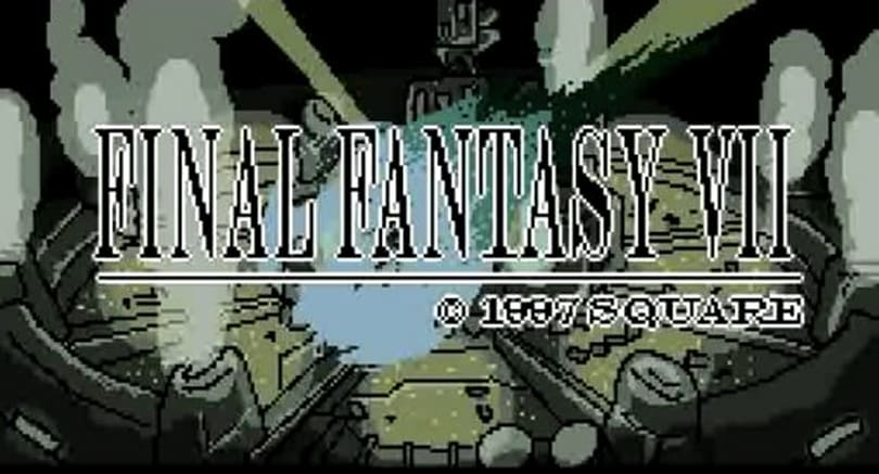 What if Final Fantasy VII came out 10 years earlier (and had questionable artwork)