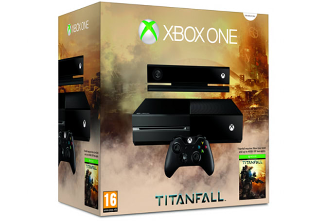 GameStop UK pitches Titanfall Xbox One bundle at £370