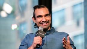Javier Muñoz Discusses How He Maintains Composure