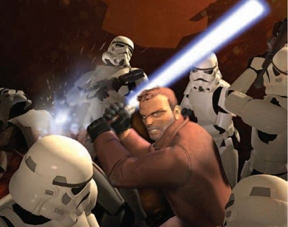 Star Wars Retrospective: Episode VI siths through the FPS titles