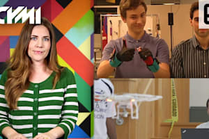 ICYMI: Deaf Translation Gloves, Mind-Controlled UAVs & More