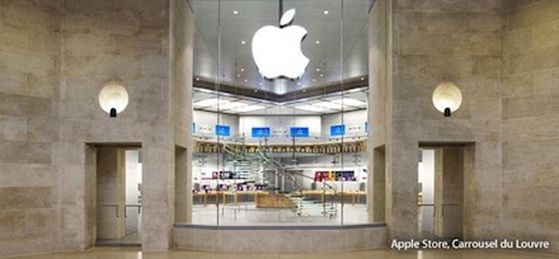 Three more Apple Stores open their doors this Saturday
