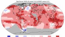 2016(又)是有紀錄以來最熱的一年
